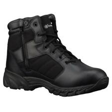 """Smith & Wesson 810301 Breach 2.0 6"""" Side Zip Tactical Boot, Black"""