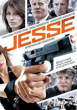 JESSE All Star Cast Forsythe Roberts ACTION Brand NEW SEALED DVD Free Shipping