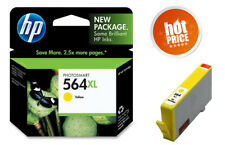 BRAND NEW! Open-box Sealed Yellow #564XL Ink Cartridge for HP Printers!