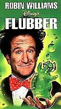 Disney's FLUBBER ROBIN WILLIAMS  (VHS, 1998) CLAM SHELL NEW SEALED