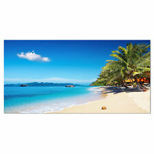 Design Art Tropical Beach Thailand Photographic Print on Wrapped Canvas