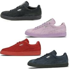 Puma Suede Classic Mono Ref Iced Low Unisex Trainers Shoes 362101