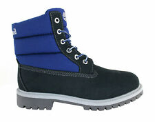 Timberland Tree 6 Inch Quilt Junior Kids Lace Up Leather Boots (6399R U125)