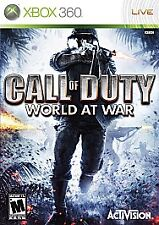 Call of Duty: World at War - Xbox 360 Game