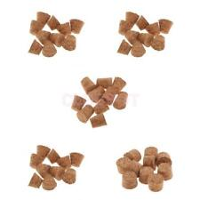 10pcs Corks Stoppers Art Natural Cork Bottle Stoppers Wine Corks DIY Crafts