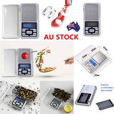 Pocket Digital LCD Electronic Gold Jewelry Weight Scale 0.01g-500g Balance Scale