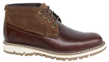 Timberland Earthkeepers EK Britton Hill Mens Boots Brown Leather 9723B U58
