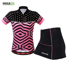 Women Professional Cycling Jersey 3D Padded Quick dry Shorts Bike Bicycle Skirt