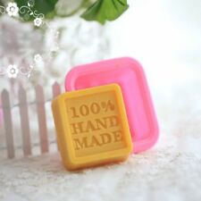 New Rectangle Square Silicone Mold For Chocolate Cake Mould Soap Mould TB