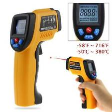 Thermometer Pyrometer Outdoor IR Digital Infrared Laser Thermometer