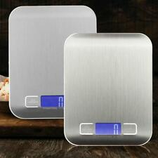 Compact Digital Kitchen Scale Diet Food Postal Mailing 5KG/11LBS x 1g saus