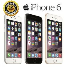 Apple iPhone 6 16GB 64GB 128GB Factory Unlocked GSM Camera Smartphone