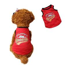 Pet Dog Summer Clothes Dog Clothes For Small Dogs Vest Chihuahua Pet Clothes Pet