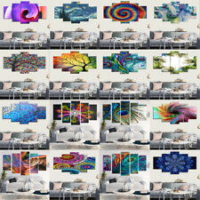Huge Modern Abstract Art Canvas Print Painting Picture Wall Mural Home Decor