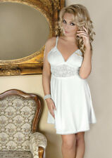 Sexy Lingerie Babydoll Negligee Nightgown Nightwear Plus Size Chemise M/1087
