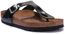 Birkenstock Gizeh-Magic-Galaxy Women Faux Leather Sandals