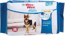 Four Paws Wee Wee Disposable Dog DIAPER Large/Extra Large 12 Pak