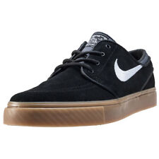 Nike SB Zoom Stefan Janoski Mens Trainers Black Gum Branded Footwear