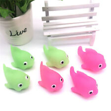 LED Fish Light Kids Bathroom Toy Water Induction Waterproof In Tub Bath Time Toy