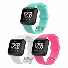 Adjustable Sport Strap Replacement Bands for Fitbit Versa Smartwatch Fitness S/L