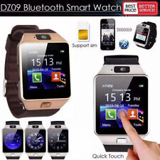 Bluetooth Touch Screen DZ09 Smart Watch For Android mobiles Support Sim TF Card