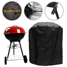 Waterproof Barbecue Cover 30-inch Kettle Bbq Grill Cover Round Outdoor Garden Pa