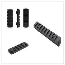 5-9 Slot Segment Handguard 3/4/7 Inch M-LOK Section Picatinny Rail Base Mount