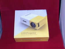 Pico Projector, ARTLII LED Mini Projector connect to iPhone Android Smartphone