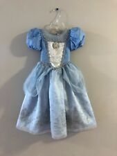 Girls Disney Store Cinderella Princess Dress Up Halloween Costume Size XXS 2/3