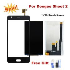 For Doogee Shoot 2 LCD Display+Touch Digitizer Screen Assembly Replacement Tools