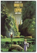 Daughter of the Empire, Wurts, Janny, Feist, Raymond E., Used; Good Book