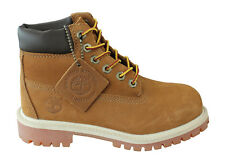 Timberland 6 Inch Premium Lace Up Waterproof Youth Boots Wheat 14749 D94