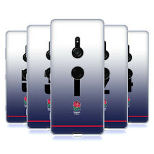 OFFICIAL ENGLAND RUGBY UNION 2017/18 HOME KIT GEL CASE FOR SONY PHONES 1