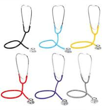 Professional Medical Nurse Doctor Multi-functional Double Head Stethoscope
