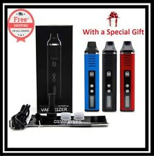 Portable V2 Dry Vape Herb Evaporator Ele-c Pen Dry Herbal Weed Vaporizer Sprayer