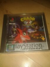 Crash Bandicoot 2 CORTEX STRIKES BACK PS1 PS2 game RARE CLASSIC Playstation