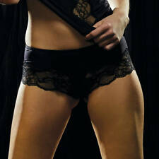SHORTY IMPLICITE DE SIMONE PERELE model CRUSH black T 3/4