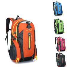 40L Waterproof Travel-Backpack Hiking Backpack Camping Outdoor Sports Daypack