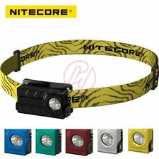 NiteCore NU20 Cree XP-G2 S3 360lm USB Rechargeable Headlight Headlamp