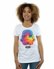 Star Wars Damen Stormtrooper Saturn Helmet T-Shirt