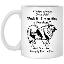 Keeshond Coffee Mug Gifts Dog  Coffee Mug 11oz 15oz Mothers Day Gift Print in US