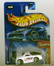Hot Wheels 2004 FE 038 First Edition Tooned Toyota MR2 White PR5 Variation