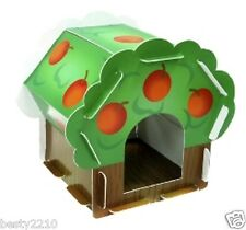 Play n Chew Cardboard Play Den for Hamsters and Gerbils