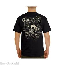 Lucky 13 Ye Olde Men's Black T Shirt M-XL