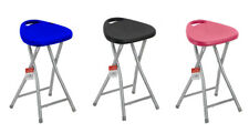 Portable Folding Camping Stool, Kitchen Breakfast Bar Chair, Seat, New