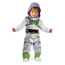 Infant Childs Toy Story Buzz Lightyear Classic Costume
