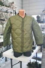 MILITARY COLD WEATHER JACKET / COAT LINERS ALL SIZES $3