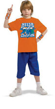Child Kids WWE Wrestling John Cena Cenation Std Costume