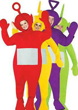 Teletubbies Adult Costume - Po,  Tinky Winky,  Laa-Laa, Dipsy - Childs TV Show