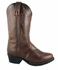 NEW Canton, Western, Pageant, Child & Youth Size Brown  Boots